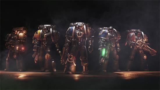 战锤40K:死亡守望武器介绍 游戏全武器一览