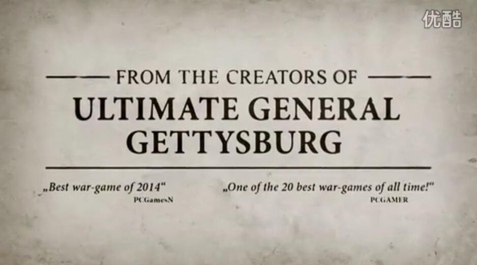 终极将军:内战宣传视频 终极将军:内战游戏宣传