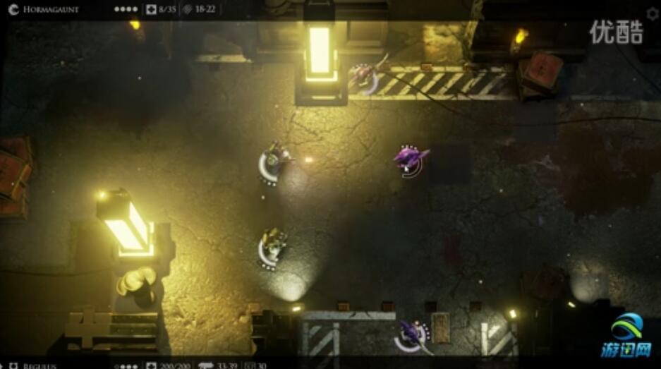 战锤40K:死亡守望试玩视频 战锤40K:死亡守望游戏试玩