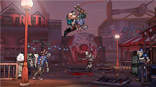 血腥僵尸视频预告 游戏预告片公布
