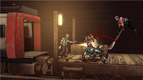 血腥僵尸流程攻略视频解说第一期 血腥僵尸通关攻略