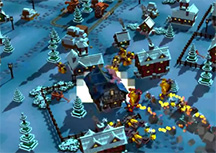 8位部落超长试玩演示视频 红警魔兽二合一