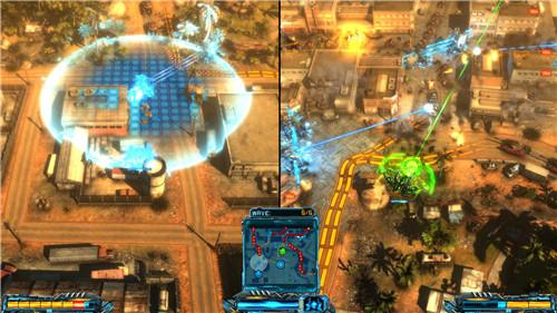 X变体防御试玩视频 游戏试玩视频解说