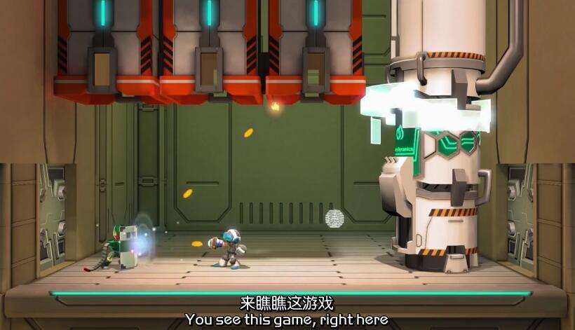 强力9号预告视频 强力9号游戏预告