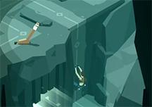 劳拉go实况试玩视频演示 乱石迷宫探险