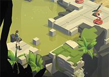 劳拉go第二章毒蛇迷宫玩法演示视频 毒蛇迷宫怎么过