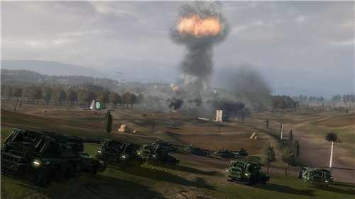 终结战争剧情战役视频攻略解说第一期