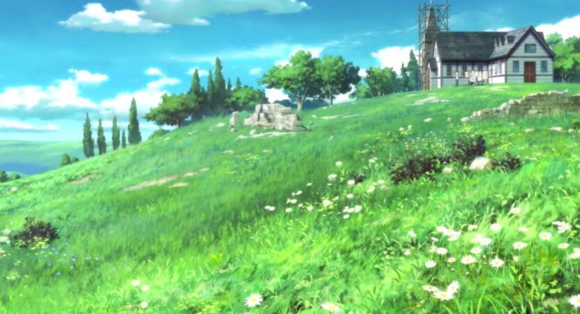 苍翼默示录:神观之梦结局视频 游戏结局一览