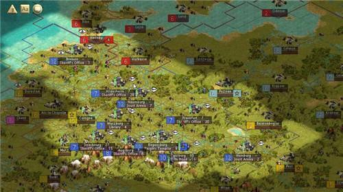 文明3全流程实况解说视频攻略第五期