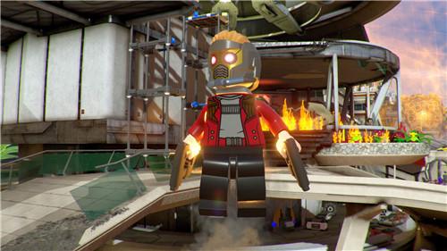 乐高漫威超级英雄2试玩视频 游戏试玩视频解说