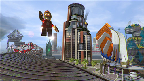 乐高漫威超级英雄2全流程攻略视频解说第二期