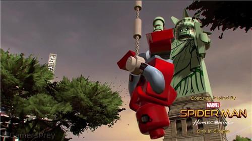 乐高漫威超级英雄2全流程攻略视频解说第四期