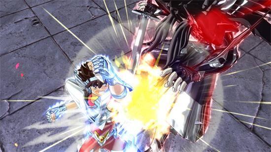 圣斗士星矢:斗士之魂出招表大全 斗士之魂怎么出招