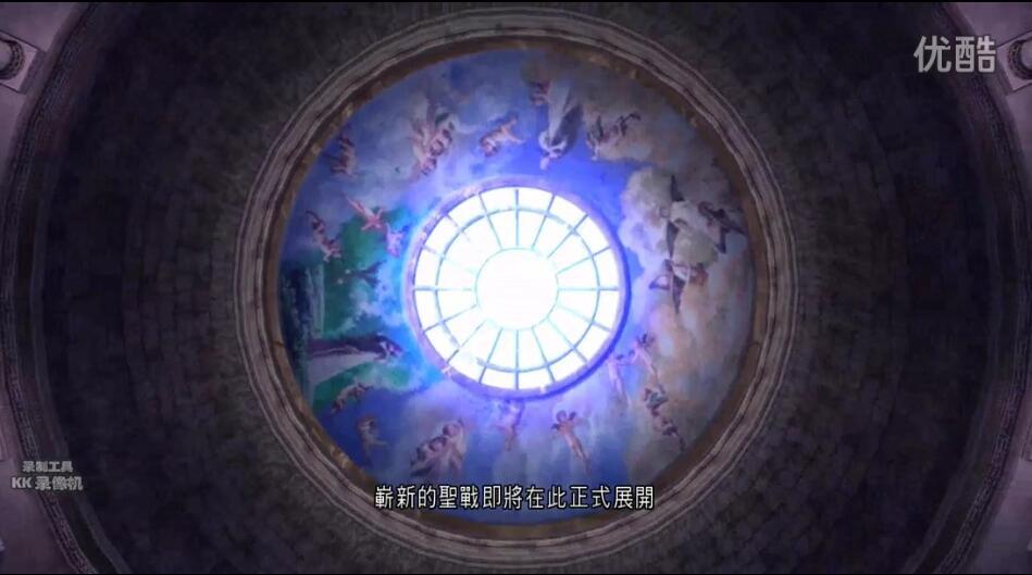 圣斗士星矢:斗士之魂结局视频 斗士之魂游戏结局