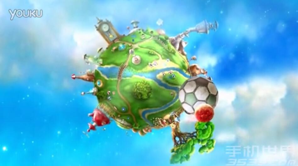 小星球大爆炸宣传视频 小星球大爆炸游戏宣传