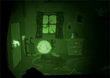 灯泡小子实况试玩演示视频 诡异风灯泡小男孩