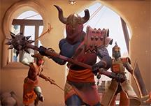 幻影:奥法战争B测实机演示视频 游戏实况试玩