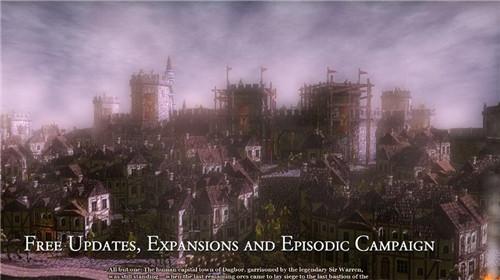 王国战争2战场全流程视频解说攻略第一期