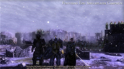 王国战争2战场全流程视频解说攻略第三期