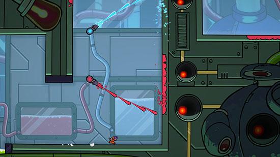 喷射侠评测解析指南 游戏全方位评测分析