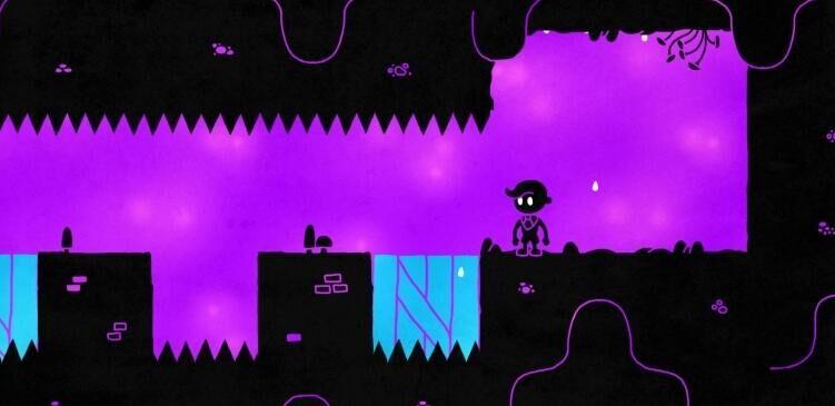 Hue紫色世界攻略 Hue紫色世界图文流程