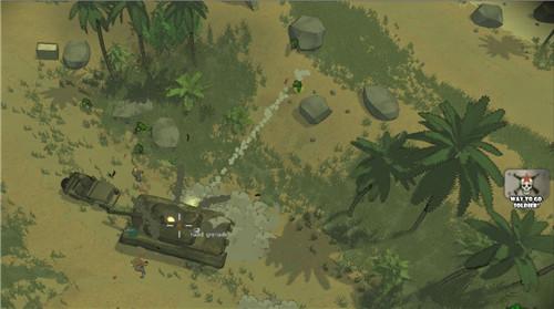 小兵带步枪战役模式视频攻略 战役模式玩法攻略