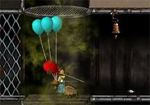 飞翔吧气球实况解说视频 黄气球和蓝气球