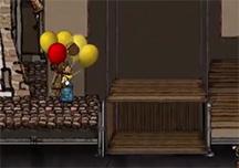 飞翔吧气球试玩演示视频 气球女孩的奇幻旅程