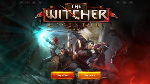 巫师:冒险游戏视频演示 游戏玩法视频介绍