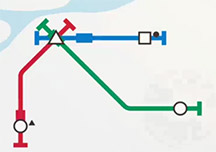 迷你地铁娱乐解说视频攻略 地铁经济蓬勃发展