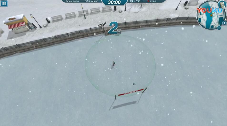 冰湖钓鱼流程第一期 冰湖钓鱼第一期攻略视频