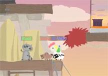 超级鸡马试玩演示视频 鸡马大乱斗