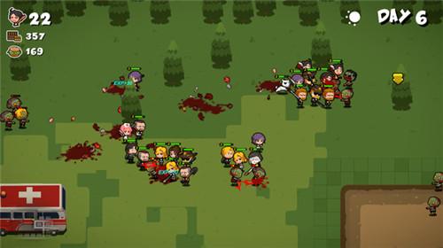 跑!僵尸的食物们试玩视频 游戏试玩视频解说