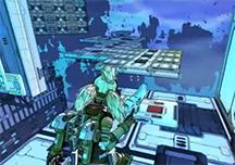 超级云路实况试玩视频 科幻世界跑酷