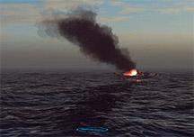 冰冷海域试玩解说视频攻略 反舰导弹试射