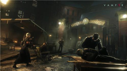 吸血鬼预告片 吸血鬼游戏视频预告
