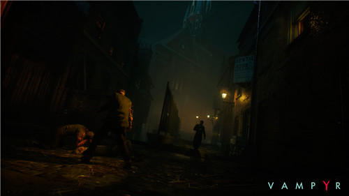 E3:动作RPG《吸血鬼》演示视频 屠杀士兵给力