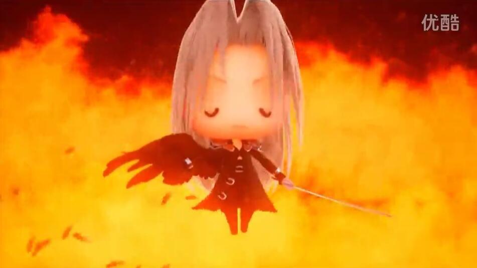 最终幻想:世界预告视频 最终幻想:世界游戏预告