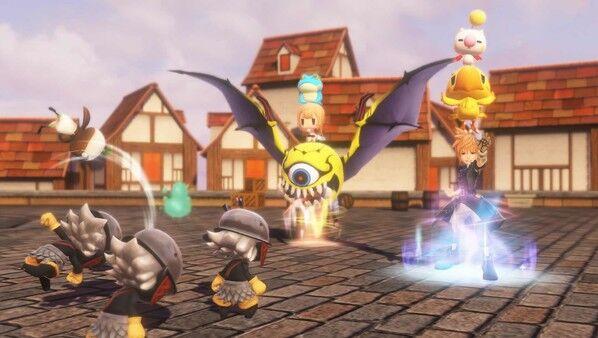 最终幻想:世界小游戏攻略 小游戏满分心得