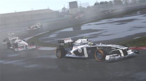 F1 2011试玩视频 F1 2011试玩视频解说