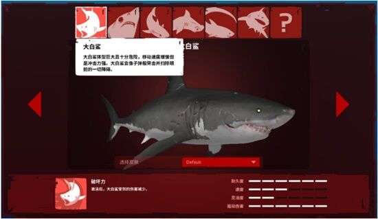 深海惊魂鲨鱼图鉴 深海惊魂全鲨鱼一览