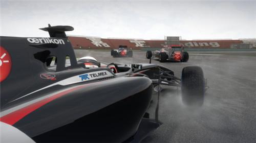 F1 2014试玩视频 游戏试玩视频解说