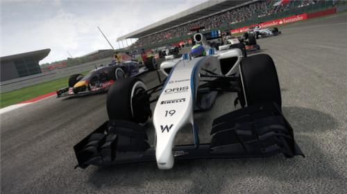 F1 2014撞车集锦 精彩搞笑视频欣赏