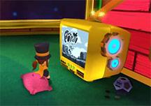 时光之帽实况娱乐试玩视频 小萝莉勇闯黑帮镇