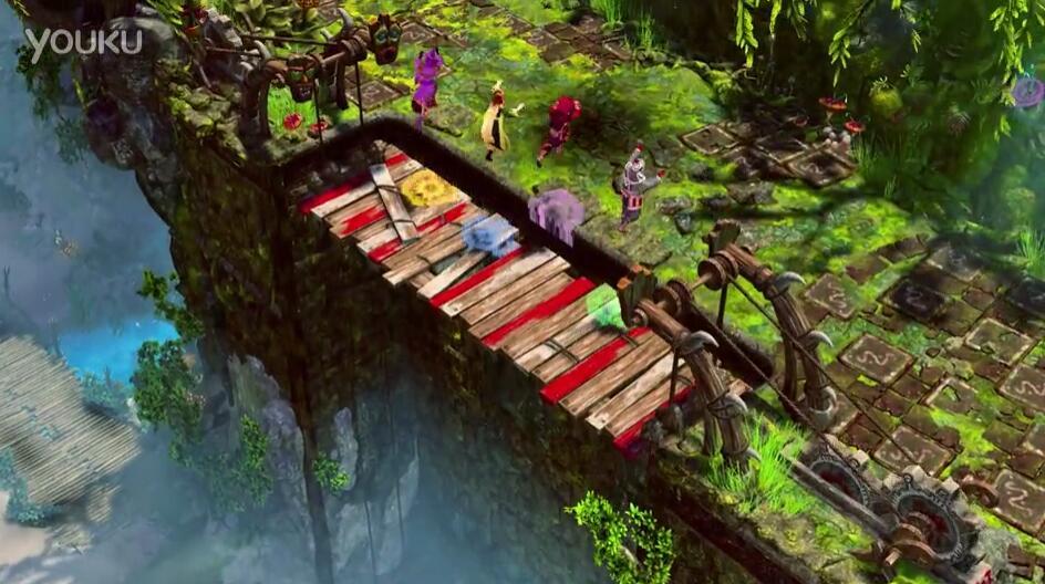九张羊皮纸预告视频 九张羊皮纸游戏预告