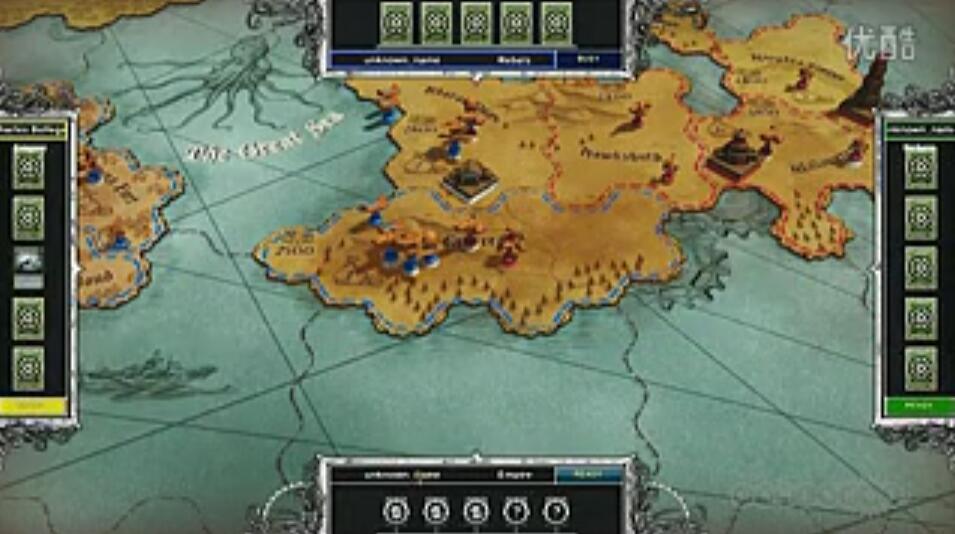 神界:龙之指挥官演示视频 神界:龙之指挥官游戏演示