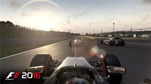 F1 2016墨西哥地图跑法攻略 墨西哥视频攻略