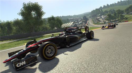 F1 2015职业生涯模式马来西亚跑法视频攻略