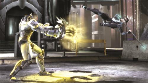 不义联盟:人中之神全CG中文字幕剧情视频攻略第一期
