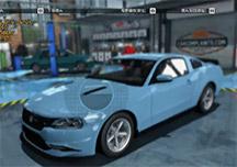 汽车修理工模拟2015实况试玩视频 你若安好便是擎天